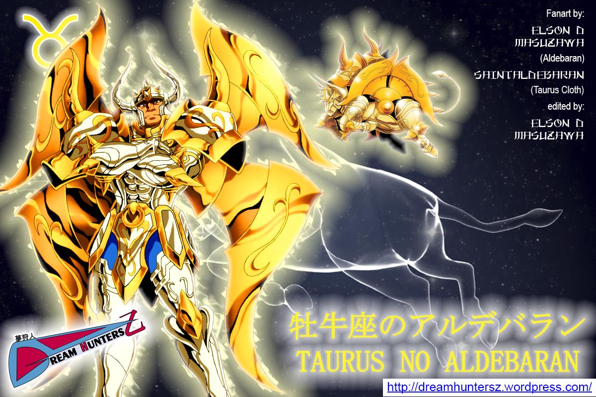 Taurus no Aldebaran - God Cloth